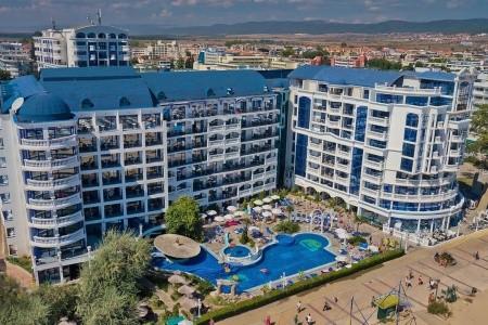Chaika Beach Resort 4*, Bulharsko, Slunečné Pobřeží