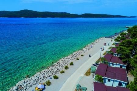 Solaris Camping Beach Resort - Mobilní Domy - Rekreační Pobyt 5 Nocí, Chorvatsko, Šibenik