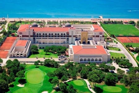 Kempinski The Dome - 2020, Turecko, Belek