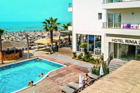 Hotel Rinia 2 - letecky all inclusive