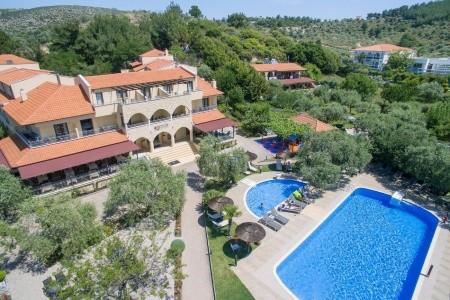 Hotel Atrium - Thassos - Řecko