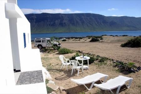 El Sombrerito - Lanzarote - Kanárské ostrovy
