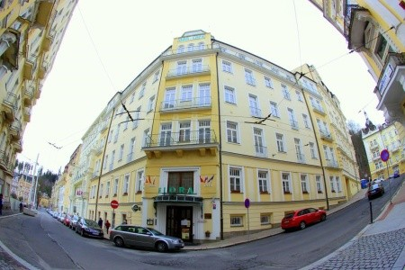Mariánské Lázně - Hotel Flora