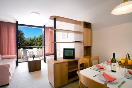 Solaris Camping Resort - Pokoje