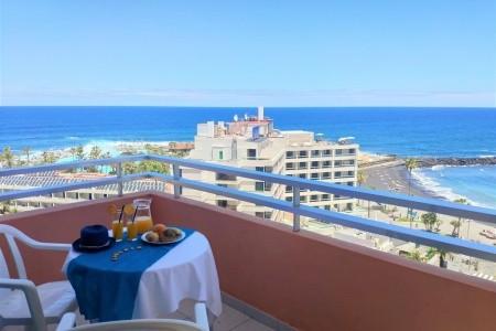 Hotel Checkin Concordia Playa, Kanárské ostrovy, Tenerife