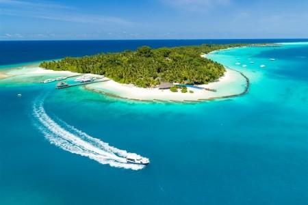 Kuramathi Island Resort Maledives 4*, Maledivy, Atol Ari