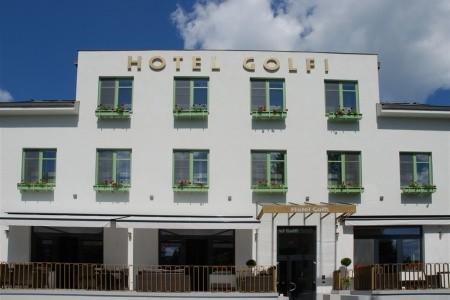 Poděbrady - Hotel Golfi