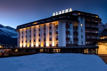 Hotel Alaska - Cortina d´Ampezzo - Itálie