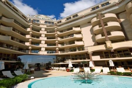Hotel Golden Ina 4*, Bulharsko, Slunečné Pobřeží