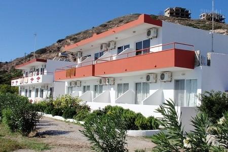 Apartmánový Dům Stenna - Řecko v říjnu