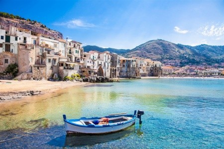 ITÁLIE – SICÍLIE – OSTROV BOHA SLUNCE - Poznávací zájezdy