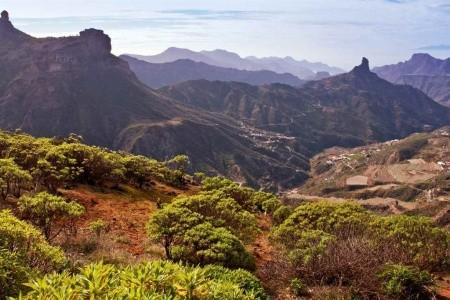 Za krásami Kanárských ostrovů s průvodcem: Gran Canaria-Fuer - Lanzarote - Kanárské ostrovy