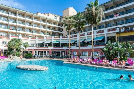 Hotel Blue Sea Costa Jardin & Spa, Kanárské ostrovy, Tenerife