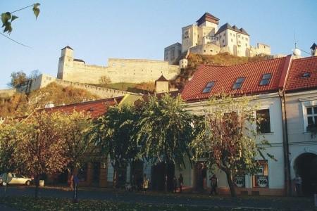 Malé a bílé Karpaty + historická města západního Slovenska - Zájezdy