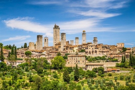 ITÁLIE - ROMANTIKA TOSKÁNSKA - Poznávací zájezdy