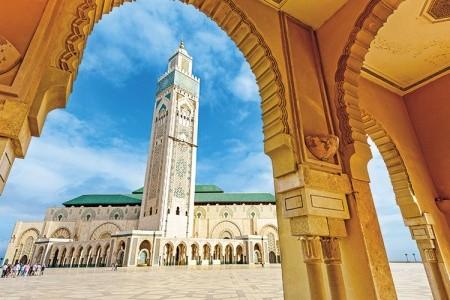 Královská Sultánská Města - Maroko s plnou penzí