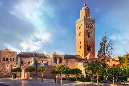Královská Sultánská Města - Maroko s polopenzí