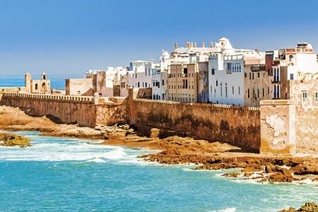 Okruh Saharou - Maroko s plnou penzí