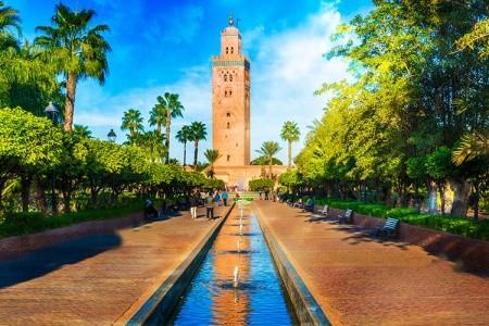 Okruh Saharou - Agadir - Maroko