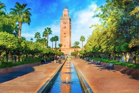 Velký Okruh Marokem - Maroko s plnou penzí