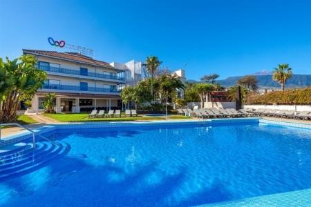 Hotel Weare La Paz, Kanárské ostrovy, Tenerife