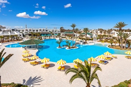 Hotel Holiday Beach Djerba & Aquapark