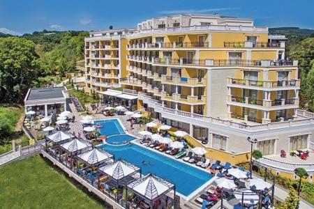Hotel Marina Sands, Bulharsko, Obzor
