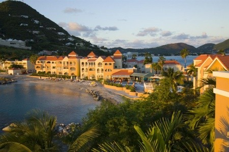 Divi Little Bay Beach Resort 4*, Sv. Martin,