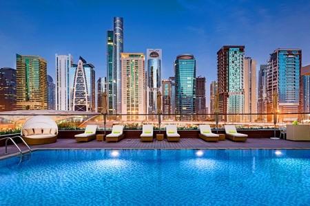 Hotel Millennium Place Marina - Spojené arabské emiráty v létě
