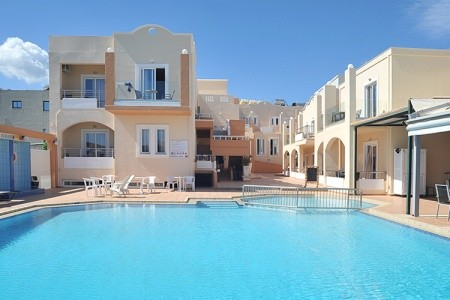 Hotel Nontas & Apartments - Řecko - apartmány - slevy