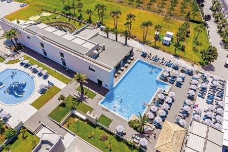 Hotel Solimar Aquamarine, Řecko, Kréta
