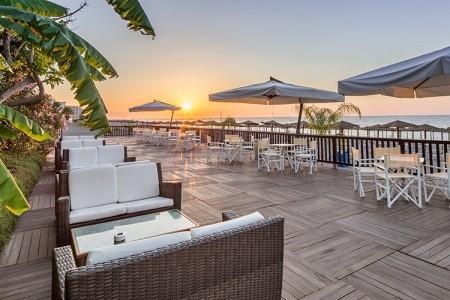 Hotel Atahotel Naxos Beach - Itálie v srpnu