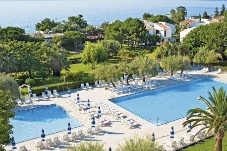 Hotel Atahotel Naxos Beach - Letecky All Inclusive
