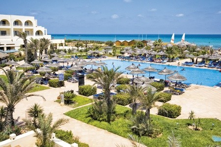Hotel Djerba Mare - v květnu