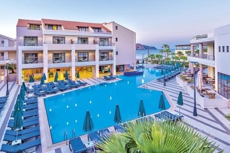 Hotel Porto Platanias Beach Resort & Spa, Řecko, Kréta