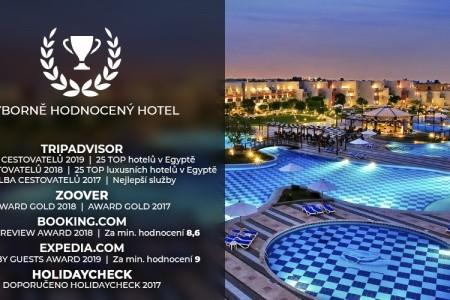 Hotel Sunrise Crystal Bay Resort - v dubnu