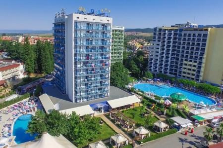 Palace Hotel*** (12 Denní Pobyty) Vlastní Dopravou - Bulharsko - levně