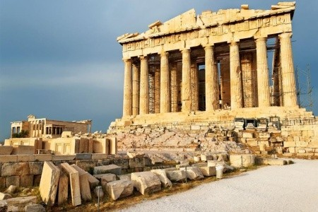 Veľký okruh Gréckom 2021 - Dovolená Athény - Athény 2021/2022