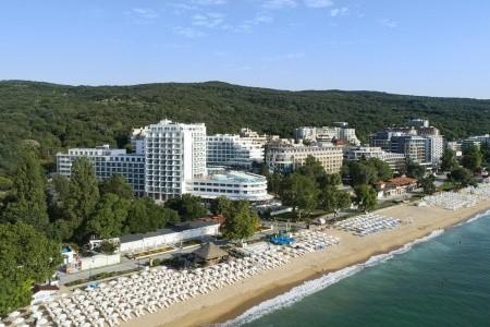 Hotel Astoria Mare, Astera Hotel & Spa - Dovolená Zlaté písky 2021