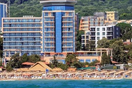 Astera Hotel & Spa, Hotel Azalia - Bulharsko Ultra All Inclusive