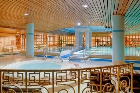 Budapešť, Aquincum Hotel***** S Termálními Bazény - letní dovolená