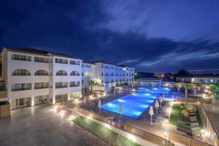 Hotel Azure Resort, Hotel Zante Park Resort And Spa - Pro seniory