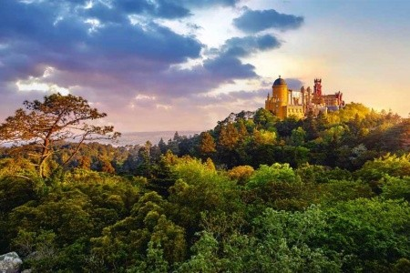 Prodloužený víkend s českým průvodcem: Lisabon - Fátima - Na - v prosinci