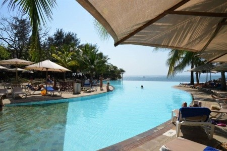 Baobab Resort And Spa - Diani 4* - All Inclusive, Keňa, Diani Beach