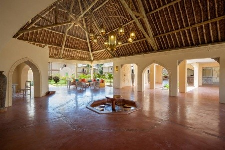 Neptune Paradise Beach Resort & Spa 4* - All Inclu - Diani Beach - Keňa