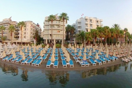 Begonville Beach - Turecko All Inclusive