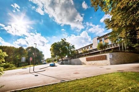 Astoria Bled *** - Léto 2021, Slovinsko, Bled