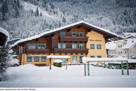 Appartements Haus Austria - Rakousko v dubnu
