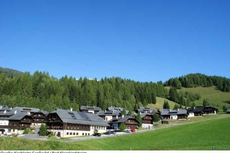 Familienferiendorf Kirchleitn Großwild - Rakousko - dovolená