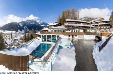 Hotel Goldried - Rakousko - dovolená
